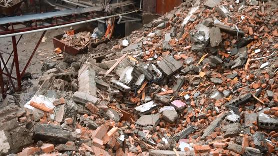 建筑垃圾处理